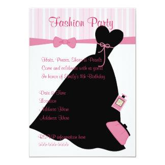 Fashion Show Card
