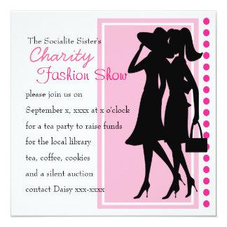 Fashion Silhouettes Card