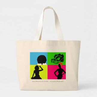 Fashion Statement by Clara Chandler Tote Bags