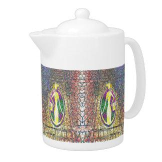 Fashion Street Teapot