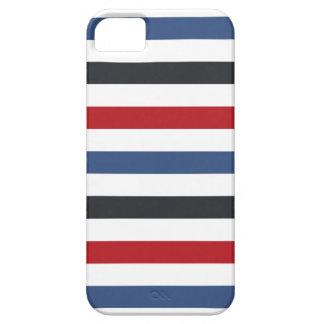 Fashion Stripes iPhone 5 Case