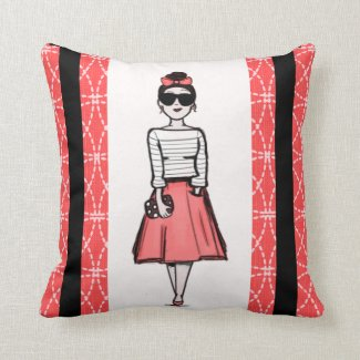 Fashion Style Pillow