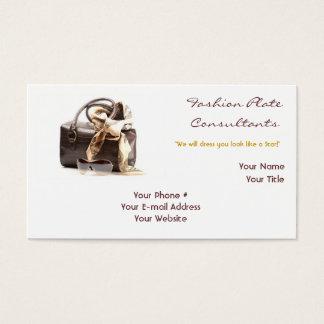 Fashion Stylist 1, Business Card-Horizontal Business Card