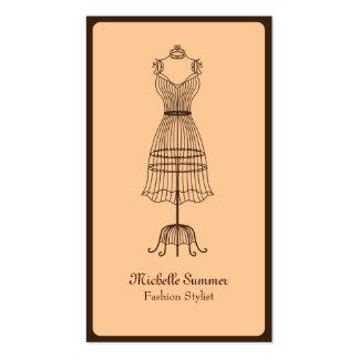 Fashion Stylist Business Card
