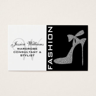 Wardrobe Consultant Business Cards & Templates | Zazzle