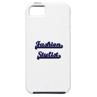 Fashion Stylist Classic Job Design iPhone 5 Cases