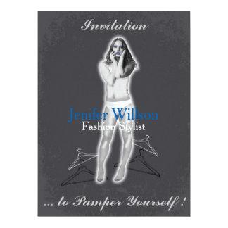Fashion Stylist Invitation
