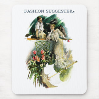 Fashion Suggester Mouse Pad