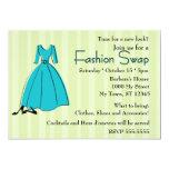 Fashion Swap Card