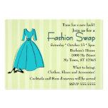 Fashion Swap Invitation