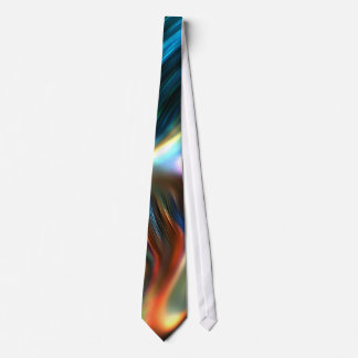 Fashion Tie, northern lights Neck Tie