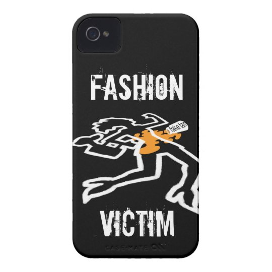 Fashion Victim Blackberry Case