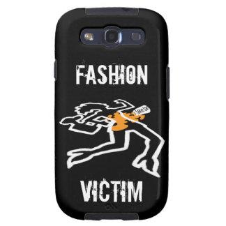 Fashion Victim Samsung Galaxy Case Samsung Galaxy S3 Case