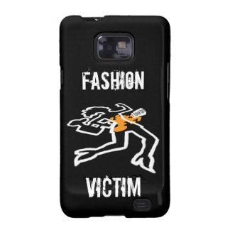 Fashion Victim Samsung Galaxy Case Galaxy S2 Case