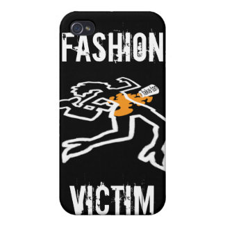 Fashion Victim Speck Case Cover For iPhone 4