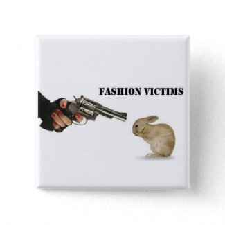 Fashion Victims button