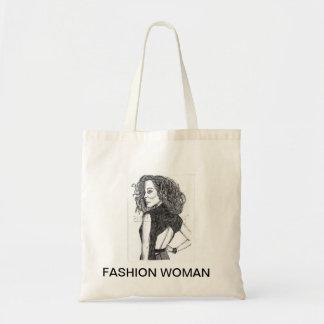 Fashion Woman Budget Tote Tote Bag