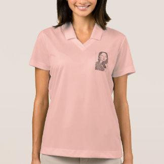 Fashion ! Women's Nike Dri-FIT Pique Polo Shirt
