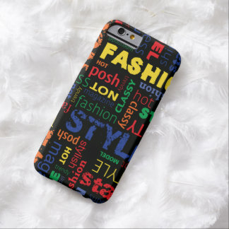 Fashion World Barely There iPhone 6 Case
