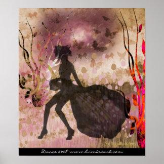 Fashionable Art Poster