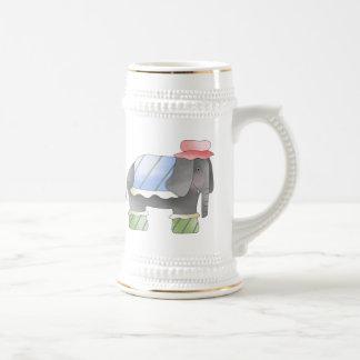 Fashionable Elephant Mug
