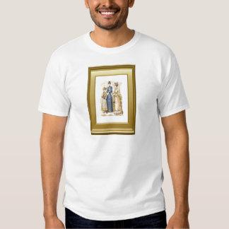 Fashionable family shirt