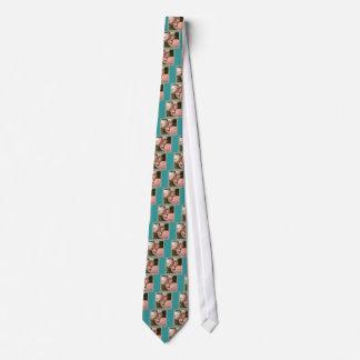 Fashionable Flamingo Tie