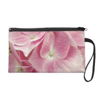 Fashionable Floral designer wristlet