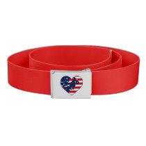 Fashionable Independence day Belt