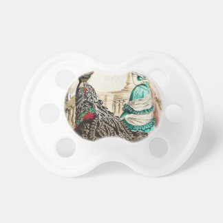 FASHIONABLE LADIES VINTAGE 77 PACIFIER