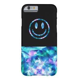 Fashionable Smiley Face Barely There iPhone 6 Case