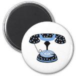 Fashionable Telephone Magnets