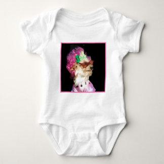 Fashionable Toy Mix Dog Baby shirt