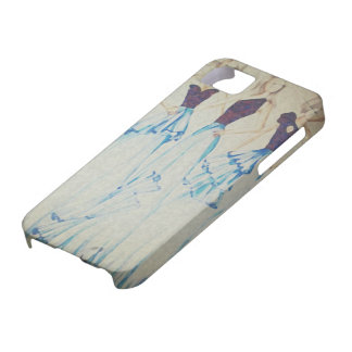 fashionable trio. iPhone 5 cover