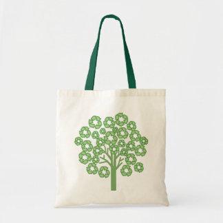 Fashionably Green Tote Bag
