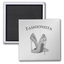 Fashionesta High Heel Shoes Magnet