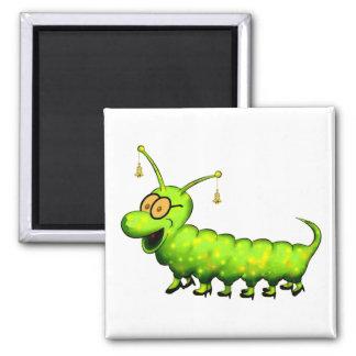 Fashionista Caterpillar Magnet