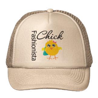 Fashionista Chick Trucker Hat