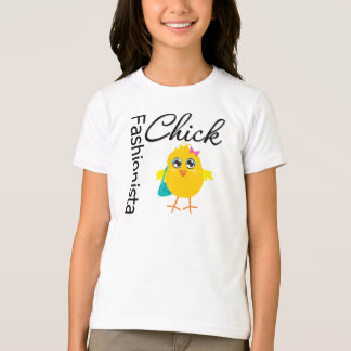 Fashionista Chick T-Shirt