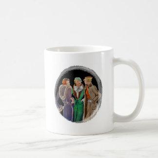 Fashionista Friends Coffee Mugs