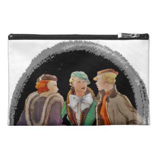 Fashionista Friends Travel Accessories Bags