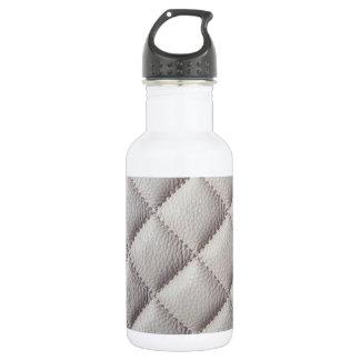 Fashionista in Beige Water Bottle