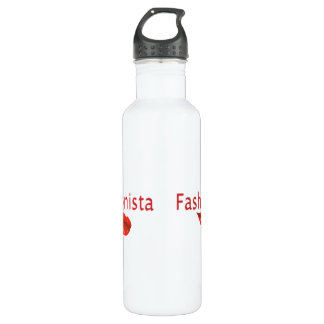 Fashionista Made in the USA 24oz Water Bottle