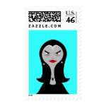 Fashionista Witch Stamps