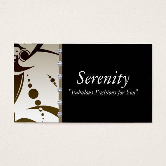 Fashions Business Card