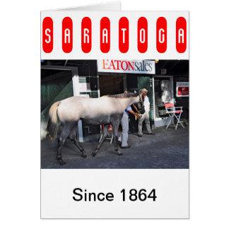 Fasig Tipton Select Annual Sales Card
