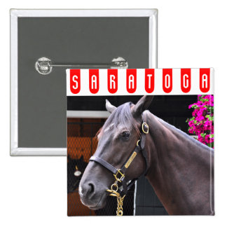 Fasig Tipton Select Sales at Saratoga Pinback Button