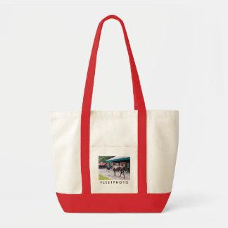 Fasig Tipton Select Sales at Saratoga Tote Bag