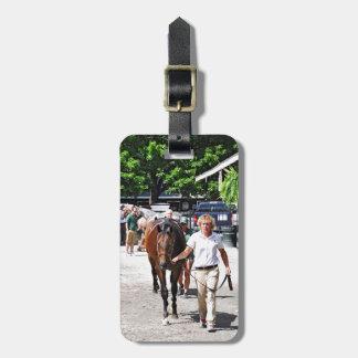 Fasig Tipton Select Sales Bag Tag