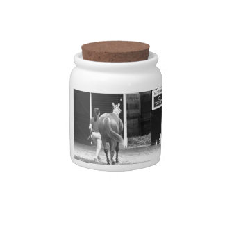 Fasig Tipton Yearling Auctions Candy Jars
